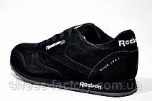 Кроссовки мужские Reebok Classic, Black, фото 3