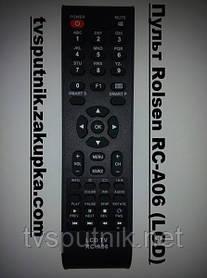 Пульт Rolsen RC-A06 (LCD)