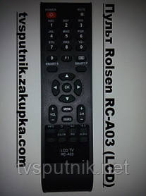 Пульт Rolsen RC-A03 (LCD)