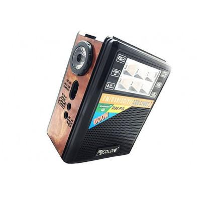 Радиоприемник колонка GOLON RX-199 с Led фонариком - Мелочи жизни  в Одесской области