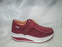 Кроссовки подростковые для девочек.