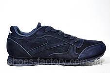 Кроссовки мужские в стиле Reebok Classic, Dark Blue, фото 3