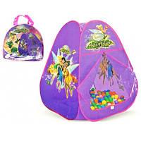 Палатка детская игровая Тинкер Белл, фото 1