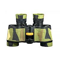 Бинокль 7x32 - Bassell в прорезиненном, ударопрочном корпусе хороший вариант для охотника