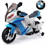 Детский мотоцикл BMW (HA528 СИНИЙ)