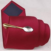 Зажим Bow Tie House Basic для галстука - Ложка 08542
