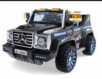 Детский электромобиль Мерседес (BB905) ЧЕРНЫЙ
