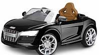 Детский электромобиль автомобиль Audi R8 (KD100) ЧЕРНЫЙ