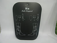 Пластиковая вставка в обувь (сапоги,ботинки) высота 35,2 см, фото 1