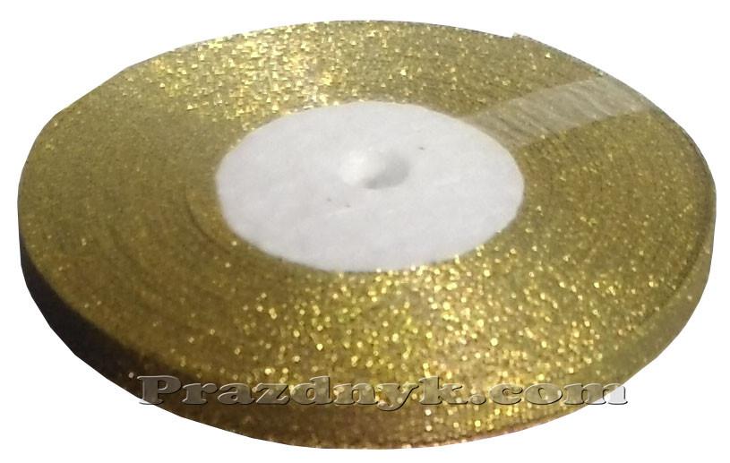 Стрічка золото 0.5 см