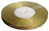 Лента золото 0.5 см