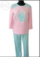 Пижама для женщины 002_001/S/ в наличии S р., также есть: L,M,S, Ellen_Виробник 1