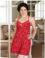 Ночная рубашка для женщины 058_002/M/ в наличии M р., также есть: L,M, Ellen_Дітекс