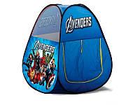 Палатка детская игровая Супергерои HF014, фото 1