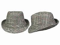 Шляпа мужская демисезонная