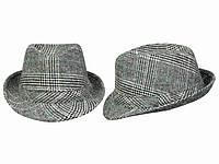 Шляпа мужская осень