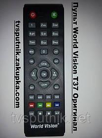 Пульт World Vision T37 (DVB-T2) Оригинал