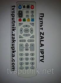 Пульт ZALA IPTV