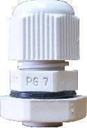 Кабельные вводы PG7