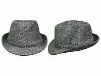 Мужская шляпа демисезонная