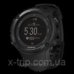 Спортивные Часы с GPS SUUNTO Ambit2 Black HR