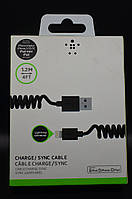 Кабель для зарядки и синхронизации Belkin Apple iPhone 6 Plus/6/iPad 4/mini/iTouch 5/iPhone 5