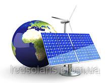 Сервісне обслуговування сонячних батарей