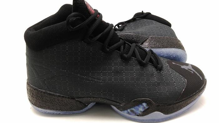 Кроссовки баскетбольные Jordan 30 темно-серого цвета