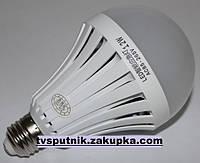Светодиодная LED лампа с резервным питанием 12W