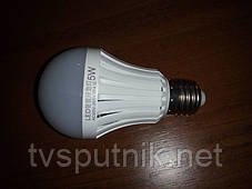Светодиодная лампочка с аккумулятором LED 5W, фото 2