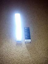 Светодиодная переносная лампа Yajia YJ-6830TP (30+27LED), фото 2