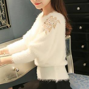 Кофта теплая женская, фото 2