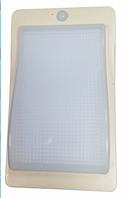 Светильник/Прожектор на солнечной бат. LED SOLAR PANEL с датчиком движения и фотоэлементом 3W HN-211012