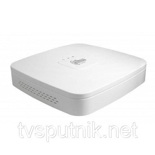 Сетевой видеорегистратор Dahua DH-NVR4108 (W/B)