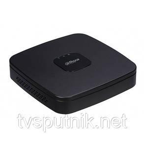 Сетевой видеорегистратор Dahua DH-NVR4108 (W/B), фото 2