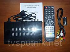 Спутниковый HD ресивер Winquest 670L (прошитый с каналами), фото 3