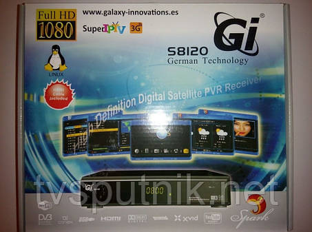 Спутниковый Galaxy Innovations S-8120, фото 2