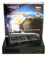 Спутниковый HDTV тюнер (ресивер) Golden Media Wizard HD Vote