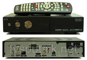 Спутниковый HDTV тюнер Dr. HD D15 (прошитый)