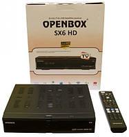 Спутниковый HDTV тюнер Openbox SX6 HD