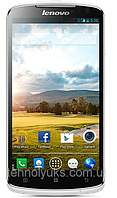 "Смартфон Lenovo S920 2sim, 8Mp, 4 ядра, экран 5,3"" IPS, 1280х720, WI-FI, А-GPS, 3G"