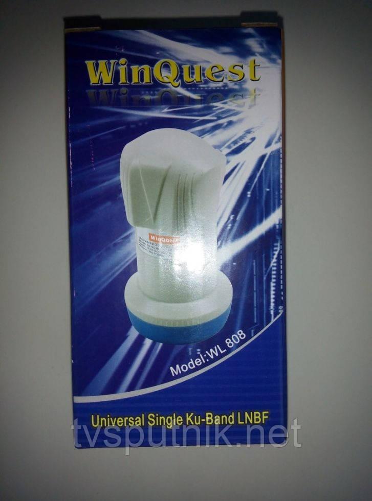 Спутниковый конвертер Winquest WL 808