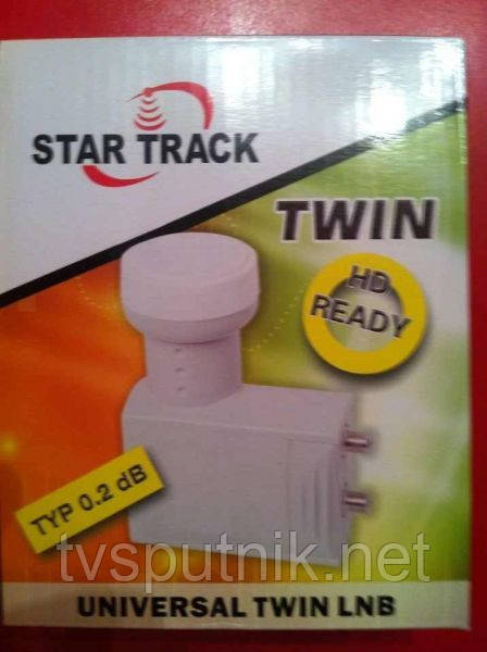 Спутниковый конвертор Startrack twin