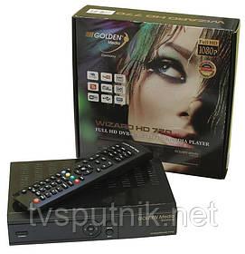 Спутниковый ресивер Golden Media Wizard HD 770 (с картоприёмником)