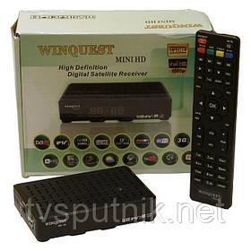 Спутниковый ресивер WinQuest MINI HD с Lan входом