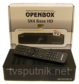 Спутниковый тюнер Openbox SX4 Base+ HD