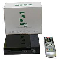 Спутниковый тюнер Openbox S3 Mini HD (прошитый)
