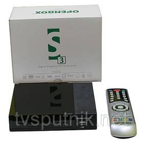 Спутниковый тюнер Openbox S3 Mini HD (прошитый с каналами)