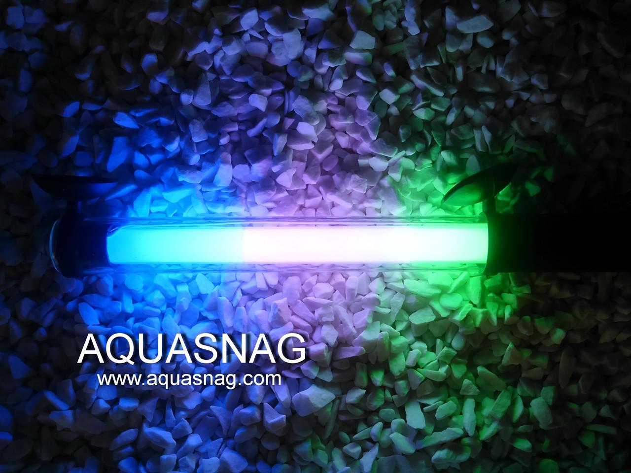 Подводная лампа 35см трехцветная