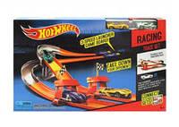 Детский трек инерционный с горками Racing